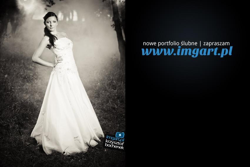 nowe portfolio ślubne