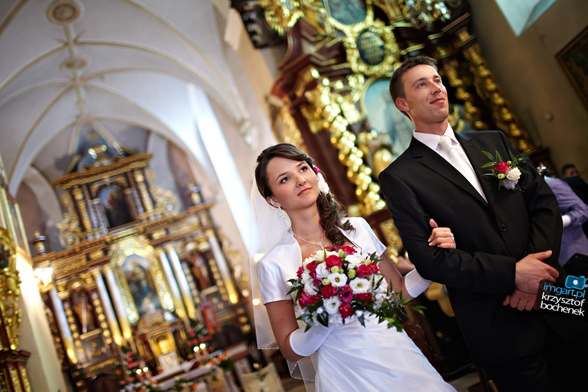 fotograf stary sącz kościół św. elżbiety 9